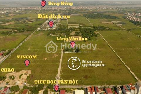Bán nhà phố thương mại (Shophouse) dự án Vincity Đan Phượng - Hà Nội