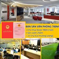 Chính chủ cần bán sàn văn phòng mặt tiền đường Trần Phú, Hà Đông, Hà Nội, giá hot