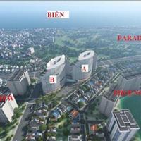 Cần bán căn hộ 2 phòng ngủ, 2 wc dự án Gateway Vũng Tàu tầng trung, giá hot 1.6 tỷ
