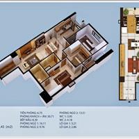Bán căn hộ quận Hoàng Mai - Hà Nội giá 2.4 tỷ