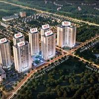 Bán căn 2 phòng ngủ giá 670 triệu full nội thất tại Mipec City View Hà Đông