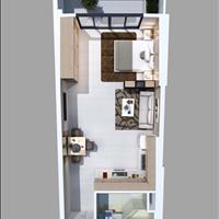 Bán căn hộ 2 phòng ngủ Gateway Vũng Tàu tầng cao, chênh nhẹ 50 triệu