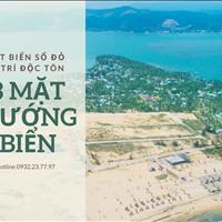 Lộc vàng tới 11 chỉ khi đặt mua Đất mặt biển Phú yên- sổ hồng từng nền, 3 bãi tắm riêng.