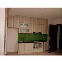 Cho thuê căn hộ siêu đẹp ở Nghĩa Đô 55m2 chia 2 phòng ngủ sàn gỗ đẹp