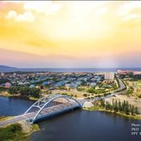Bán đất nền ngay cầu Võ Chí Công xây qua sông Cổ Cò, cạnh khu đô thị FPT Đà Nẵng, chỉ từ 1,4 tỷ