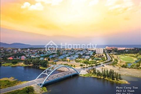 Bán đất nền ngay cầu Võ Chí Công xây qua sông Cổ Cò, cạnh khu đô thị FPT Đà Nẵng, chỉ 30tr/m2
