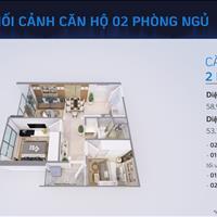 Căn hộ 2 phòng ngủ giá tối ưu số 1 tại Vinhomes Smart City giải mã bài toán tiết kiệm ngân sách
