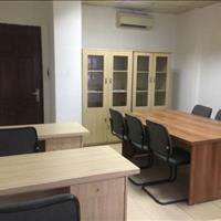 Cho thuê văn phòng giá rẻ 30m2 full đồ giá chỉ 6 triệu/tháng tại đường Nguyễn Công Hoan, Ba Đình