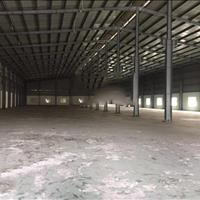 Cho thuê kho xưởng 1400m2, 2200m2, 4000m2 tại khu công nghiệp Thạch Thất, Quốc Oai, Hà Nội