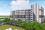 Nhà ở xã hội Thăng Long Green City - ảnh tổng quan - 3