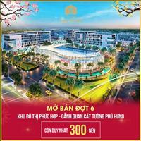 Cơ hội đầu tư đất nền ngay thành phố Đồng Xoài - Cát Tường Phú Hưng chỉ từ 14,9 triệu/m2