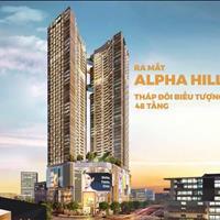 Suất nội bộ căn hộ Alpha Hill - Alpha City - Biểu tượng tòa tháp đôi cao nhất Việt Nam