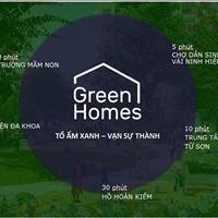 Nhà ở xã hội Green Homes Từ Sơn, giá chỉ từ 10 triệu/m2, chỉ cần 200 triệu nhận nhà ở ngay