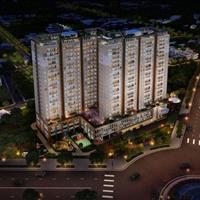 Bán căn hộ cao cấp mặt tiền Võ Văn Kiệt 2 PN 2WC, thiết kế thông minh đẳng cấp, từ 1,8 tỷ/căn