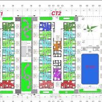 Chỉ từ 250 triệu sở hữu căn 54m2 dự án IEC Thanh Trì, bể bơi 500m2, 2 phòng ngủ, 2 wc