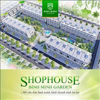 Tin được không Shophouse trung tâm quận Long Biên Bình Minh Garden chiết khấu 12%, LS % 24 tháng