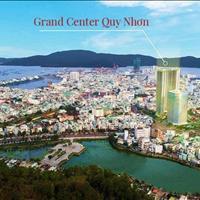 Nhận booking căn hộ Grand Center Quy Nhơn chỉ 50tr/căn - CK tới 18% - Tặng nội thất smarthome 5 sao
