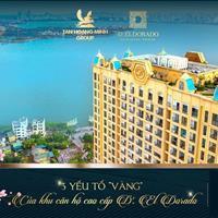 Bán căn Penthouse view hồ giá tốt nhất D'. El Dorado 1 Tân Hoàng Minh - Lạc Long Quân