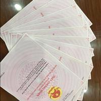 Bán 9 lô liền kề bao gồm lô góc 281m2 khu Minh Mạng, Nam Hoà Xuân