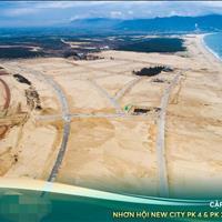 Kẹt tiền cần bán đất nền sổ đỏ - Nhơn Hội New City - sát biển - sở hữu lâu dài