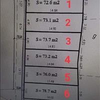 Chính chủ bán 6 ô đất giá rẻ đường ô tô Hà Tu, Hạ Long