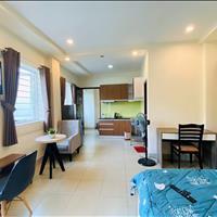 Cho thuê căn hộ Quận 3 - Hồ Chí Minh giá 6.5 - 8.5 triệu, ban công, cửa sổ chính hiệu