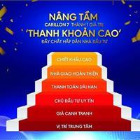 Bán căn hộ 2 tầng dự án Carillon 7, Tân Phú, vị trí hot nhất