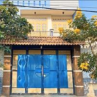 Nhà vườn 8x20m 1 lầu KDC Hoàng Hải giá rẻ bằng lô đất, gần KCN Vĩnh Lộc A, gần chợ Bà Điểm, Hóc Môn