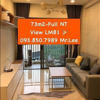 (Giá tốt) chính chủ cần bán gấp 2 phòng ngủ 73m2 – view Landmark 81 - Full NT - 3.4 Tỷ (Bao hết)