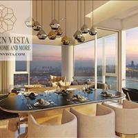 Bán Penthouse thông tầng đẹp nhất Feliz En Vista 406m2, view sông, giá 26 tỷ