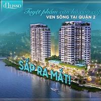 D' Lusso - Kiến tạo nghệ thuật sống ven sông - Giá chỉ từ 55 triệu/m2