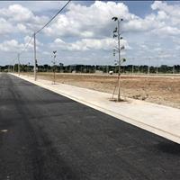 Bán gấp lô đất mặt tiền đường trải nhựa 25m, khu công nghiệp Hòa Long còn 1 lô giá 900 triệu