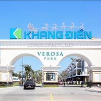 Nhà phố Verosa Park Khang Điền - Chiết khấu tới 18% - Tặng gói nội thất tới 1 tỷ (ảnh thật dự án)