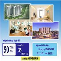 Cần bán căn hộ ngay Võ Văn Kiệt, giá chủ đầu tư căn hộ 4.0 thanh toán 18 tháng nhận nhà