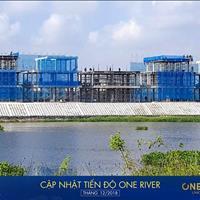 Đi Mỹ bán lại lô đất biệt thự 2 mặt tiền sông One River - đẳng cấp - 16 tỷ