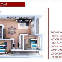 Bán căn 3 phòng ngủ, 2wc, dự án PHC 158 Nguyễn Sơn, 88m2, 2,7 tỷ, quý 1/2020 nhận nhà