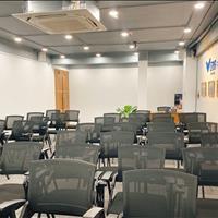 Phòng đào tạo, phòng họp cho thuê tại Điện Biên Phủ Quận 1 60m2 sức chứa 60 người rộng đẹp