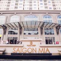 Cho thuê gấp căn hộ 1-2PN Saigon Mia giá tốt nhất thị trường free 1 năm phí quản lí full nội thất