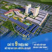 Chỉ 350 triệu sở hữu ngay đất nền trung tâm phố Cảng - Phú Mỹ Gold City - Tặng ngay 1 lượng vàng