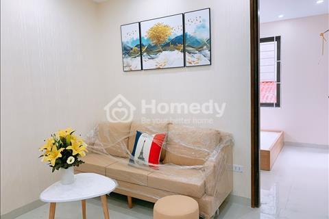 Chủ đầu tư bán CCMN Bồ Đề chỉ từ 600tr/căn 1-2 phòng ngủ ngõ ô tô đỗ, sổ đỏ chính chủ, đủ nội thất