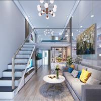 Bán gấp căn hộ mini trung tâm Bình Tân tổng giá 840 triệu/35m2, chuẩn bị bàn giao nhà