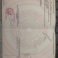 Nền thổ cư Liên tổ 1 - 2 đường Nguyễn Văn Cừ cặp 6 đời 1 - giá 1,85 tỷ