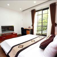 Cho thuê căn hộ dịch vụ Đào Tấn, quận Ba Đình - Hà Nội, gần Lotte