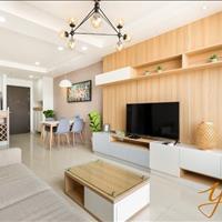 Căn hộ Tresor, Quận 4, 3 phòng ngủ cho thuê 1300 USD/tháng, nội thất đầy đủ, view đẹp