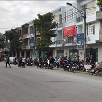 Nhà thô 1 trệt 2 lầu - trục chính 22m - sổ đỏ có sẵn - Liền kề khu công nghiệp Bình Minh