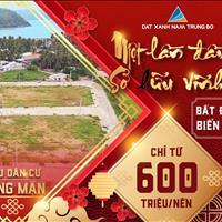 Đón sóng đầu tư đất nền sổ đỏ ngay khu phố Tân Thạnh - Thị Xã Sông Cầu- Phú Yên, giá chỉ 600 triệu