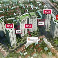 Mua căn hộ chung cư cao cấp Berriver Long Biên, vị trí đắc địa cách Hoàn Kiếm 3km