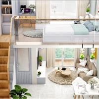 15 suất bộ đầu tiên căn hộ Gò Dầu 980 triệu, 45m2, 1 trệt 1 lửng tặng nội thất đầy đủ