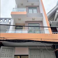 Nhà phố hẻm nhựa đường Huỳnh Tấn Phát, phườngPhú Thuận Quận 7, (4x18m), 5,4 tỷ