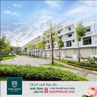 Bán nhà phố thương mại (Shophouse) quận Long Biên - Hà Nội giá thỏa thuận
